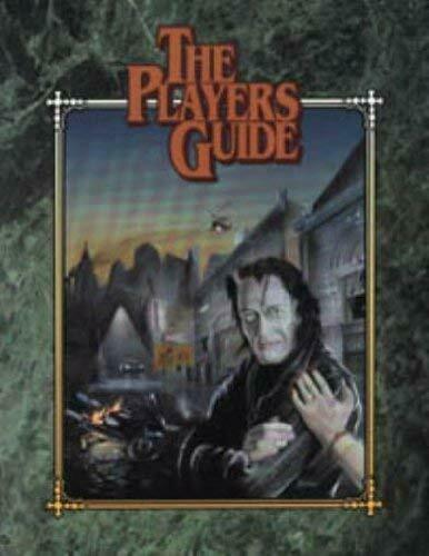 The Players Guide The Comple Sourcebok for Players of Vampire Paper back 1991
