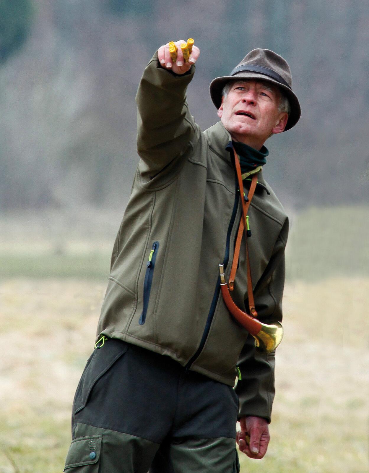Laksen RAM Softshell wasserfest Jagd Outdoorjacke