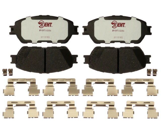Disc Brake Pad Set-XLE Front Raybestos EHT906AH