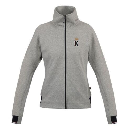 Kingsland Stylish Equestrian Ladies Comfortable Stari Sweat Jacket Jersey