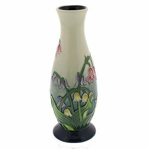 Old Tupton Ware Lily Of The Valley Flower Design Vase 6 Tw1210 Ebay