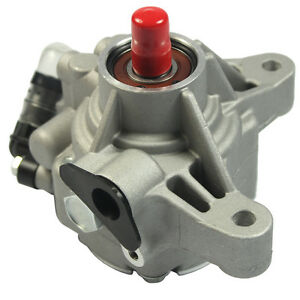 Details about New Power Steering Pump For HONDA ACCORD CR-V ELEMENT ACURA  RSX TSX
