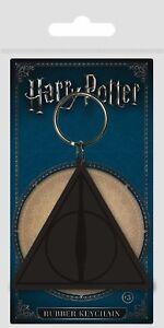 Portachiavi Ufficiale Harry Potter Originale Triangolo Doni Morte blister regalo