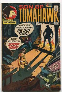 Son-Of-Tomahawk-134-FN-DC-Comics-SA
