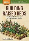 Building Raised Beds by Fern Marshall Bradley (Paperback, 2016)
