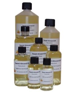 Sweet-Almond-Oil-100-Pure-Natural-Cold-Pressed-Carrier-Oil-Free-UK-Shipping