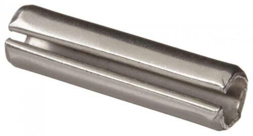 """Plain Finish 1-1//2/""""... 7//16/"""" Nominal Diameter 420 Stainless Steel Spring Pin"""