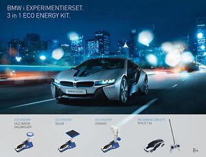 Edu Toys Bmw I Experimentierkasten I8 Concept Car Rc Ferngesteuert
