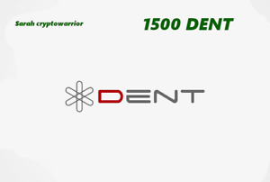 1500 Dent Crypto Mining-contract 1500 (dent), Crypto Currency