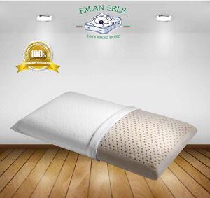 Cuscino In Lattice Prezzo.Guanciale Cuscino In Lattice Microforato H14 15 Fodera Bianca