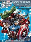 Avengers Assemble: Colouring and Activity Book (Starring Captain America) by Scholastic Australia (Paperback, 2014)