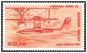 Timbre-Avions-France-PA58-36010
