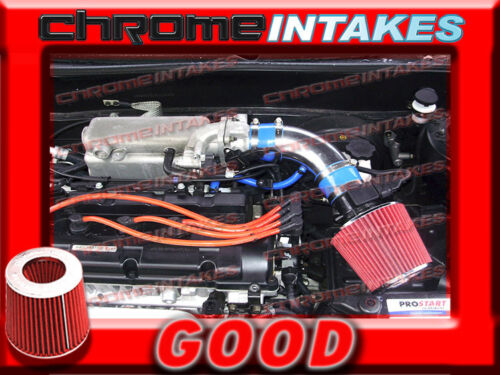 BLUE RED AIR INTAKE KIT FOR 2003-2008 HYUNDAI TIBURON GT//SE//GTP WITH 2.7 2.7L V6