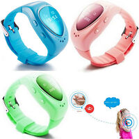 Gps Tracker Sos Call Children Kids Alarm Smart Watch For Smartphone Anti-lost