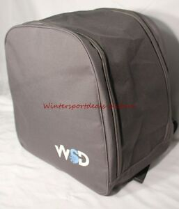 Ski snowboard boots backpack boot bag Grey Free ship USA WSD New