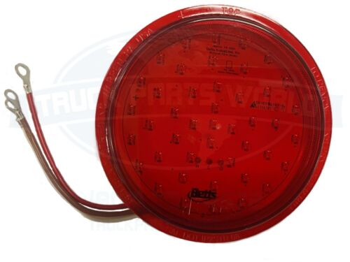 NEW red LED stop turn and tail BETTS MFG light 710001