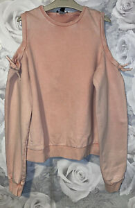 Girls Age 14-15 Years - Sweater Top From New Look