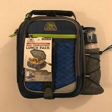 d0fe35dab5 Arctic Zone Pro High Performance Dual Compartment Kids Lunch Box NWT School