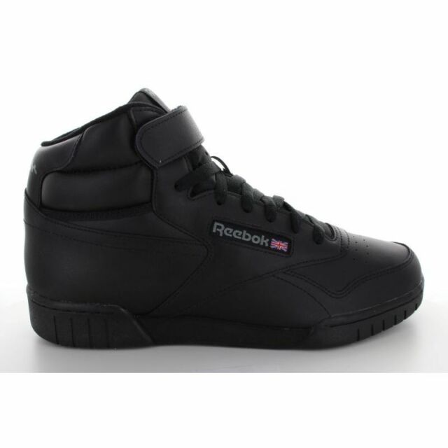 ab2538432126d ... Shoes Black 3478 Leisure Sports Fitness High Top Trainers 6.5. About  this product. EXOFIT HI BLACK LEATHER