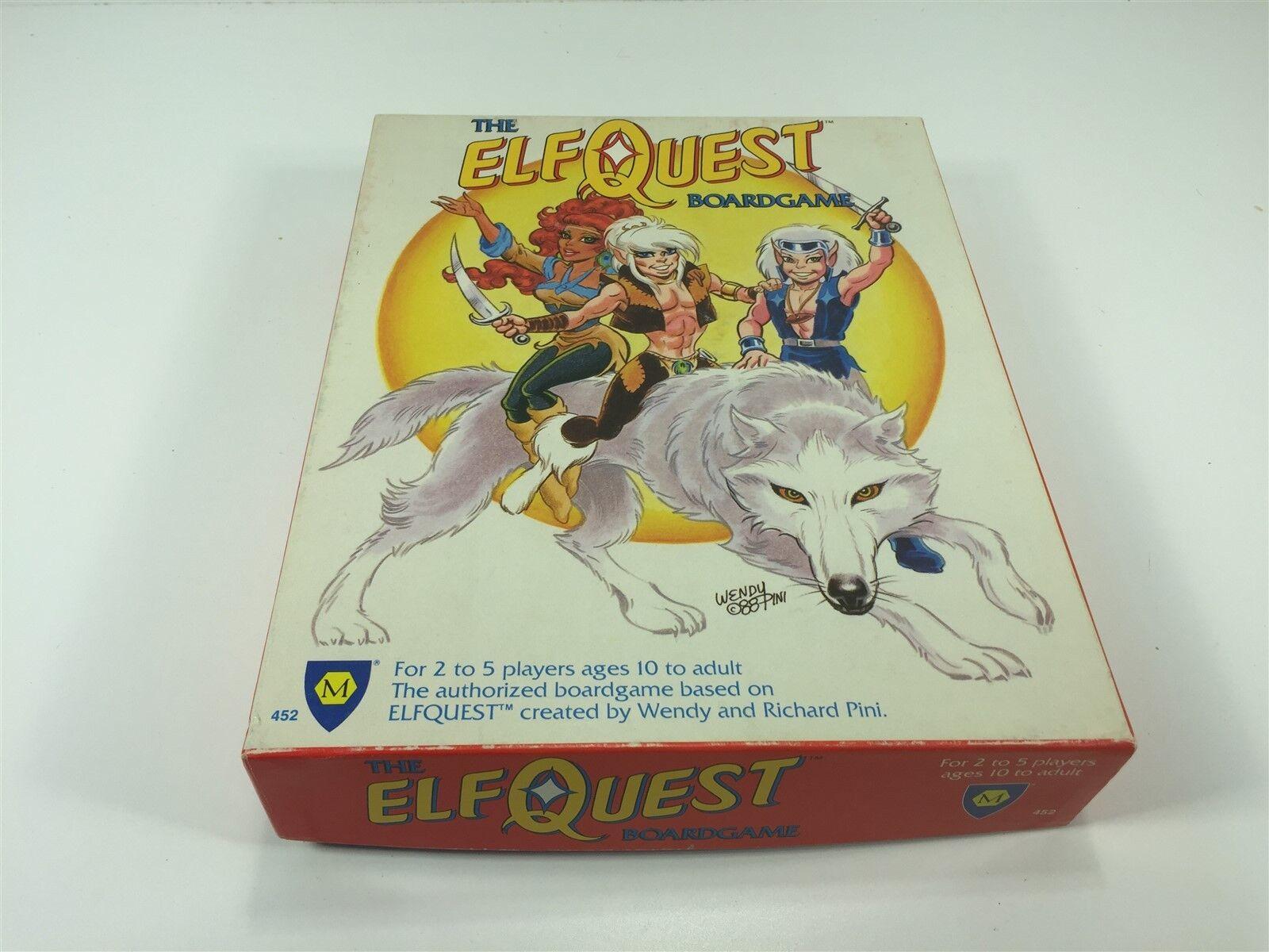 El Elfquest BoardJuego Mayfair 2-5 jugadores 10+ Wendy & Richard Pini 452