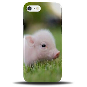 on sale 10453 0dd9d Details about Pig Phone Case Cover | Pigs Little Micro Cute a354