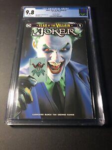 Joker-Year-of-the-Villain-1-Mike-Mayhew-Trade-Dress-CGC-9-8-NM-MT