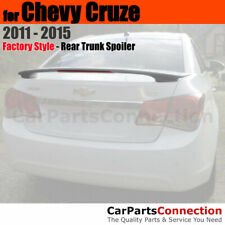 Primer Abs Rear Trunk Spoiler Wing For 11 15 Chevrolet Chevy Cruze 2 Post Fits Cruze