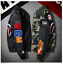 Men-BAPE-Japan-Shark-Head-Flight-Bomber-Coat-Zip-Aape-Jacket-MA1-Army-Camouflage thumbnail 3