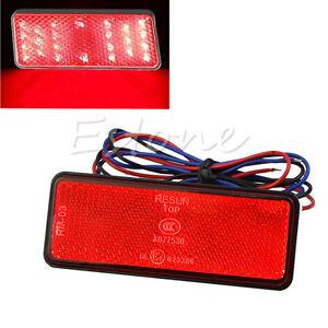 Hot-LED-Reflector-Rear-Tail-Brake-Stop-Marker-Light-CAR-Truck-Trailer-Motorcycle