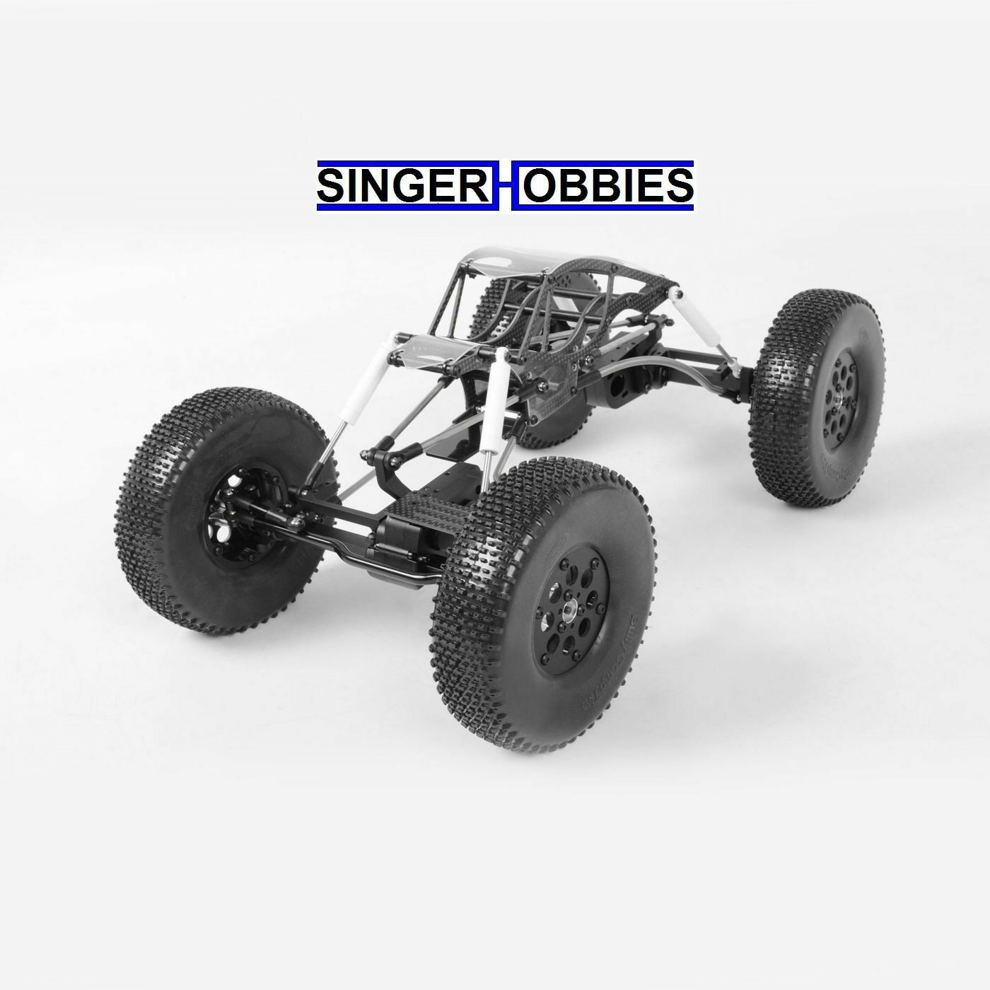RC4WD Z-K0056 1/10 Bully II MOA Competition Crawler Unassembled Kit RC4ZK0056 HH