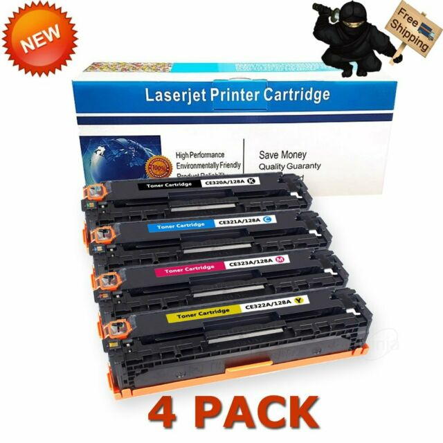 CP1525NW 128A CM1415FN Cyan CM1415FNW; CP1525 Works with: Color Laserjet CM1415 On-Site Laser Compatible Toner Replacement for HP CE321A