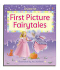 Luxury First Picture Fairy Tales With CD by Felicity Brooks (Board book, 2006)
