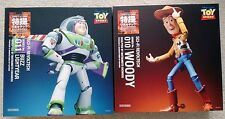 Sci-Fi Revoltech Buzz Lightyear and Woody - Series No. 010 / 011 - Toy Story