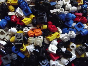 Thick Ring Parts Lot ALL COLORS Lego Plate Modified 1 x 1 with Clip Light