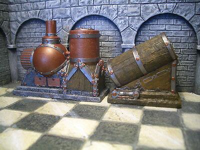 Barricade Unpainted Thomarillion Resin  Dwarven Forge D/&D