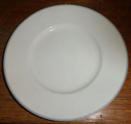 Dansk Tapestries Blue DAMASK Choose Rimmed Soup Bowl Dinner or Salad Plate PO