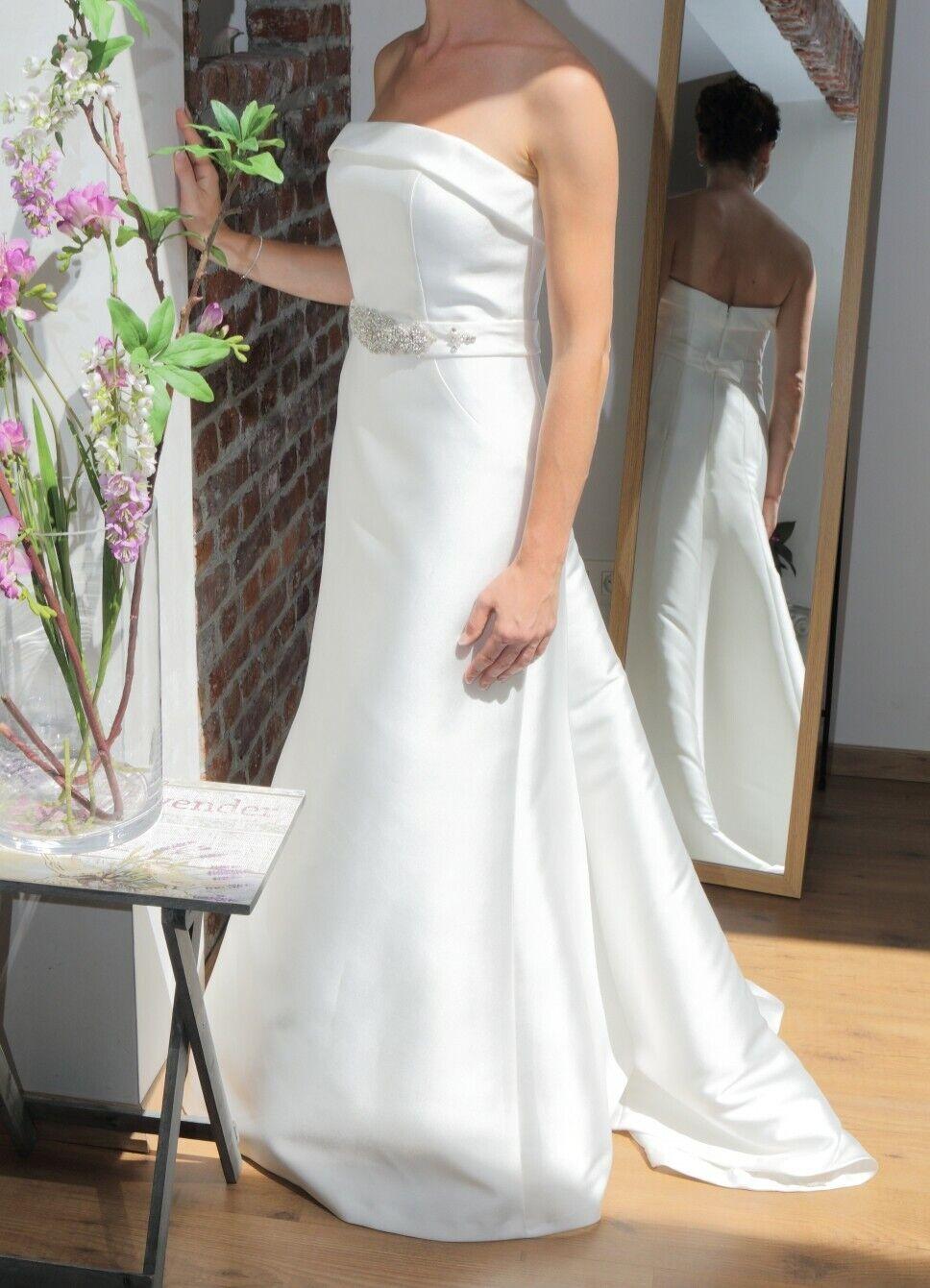 Vestidonovia doble modelo único barato