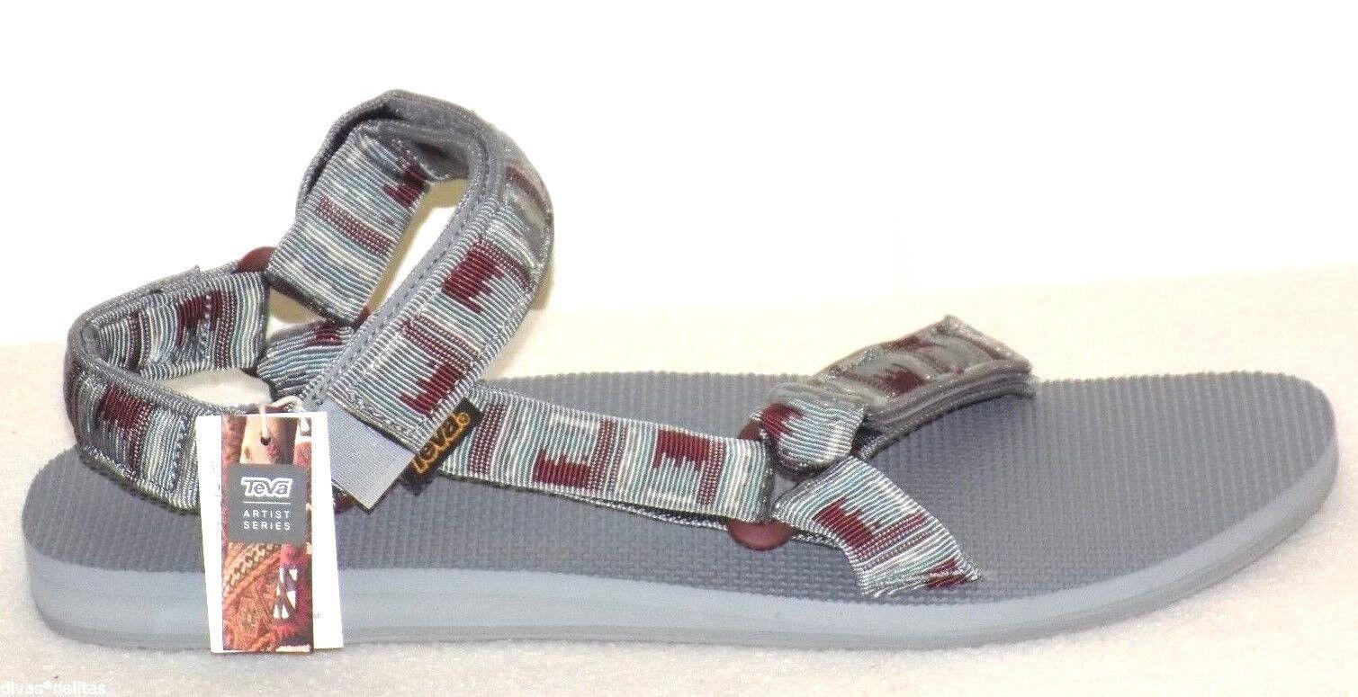 Men's Teva Original Universal Sandal  Inca Slate Grey Size  US 14