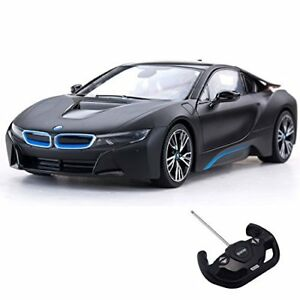 Officially Licensed Bmw I8 Authentic W Open Doors Rc Vehicles Scale