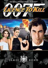 Licence to Kill DVD Brand New James Bond Timothy Dalton, Robert Davi Cary Lowell