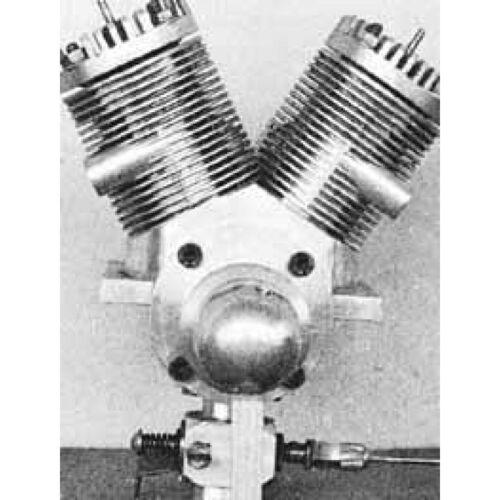 Plano de edificio 20-ccm-v - motor modellbau plan de modelismo