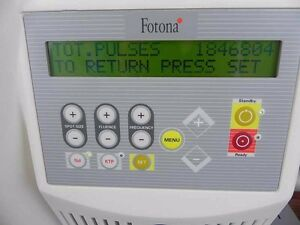 Details about FOTONA Tattoo Laser- Q Switch