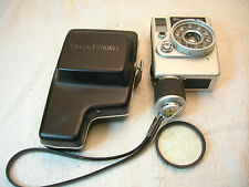 Bell & Howell Dial 35 (AKA Canon Dial II) - perfect shape w/case,manual,filter