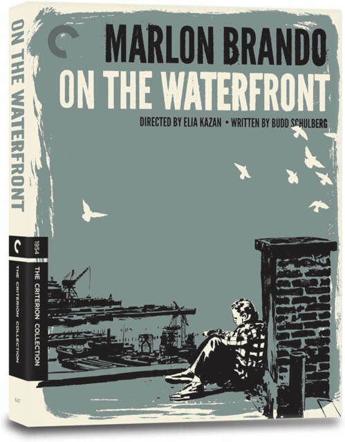 On the Waterfront [Blu-ray, The Criterion Collection, Region A]