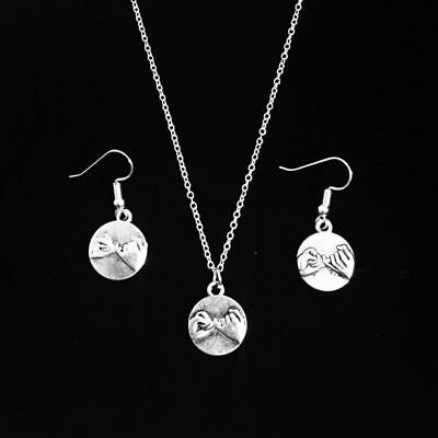 Pendant Necklace! Gift for Her Pinky Promise Necklace I Love You ...