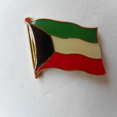 Top Kuwait Flaggenpin,Flagge,Pin,Flag,Badge,Anstecker