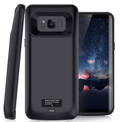 size 40 02f70 0866d GENUINE High-impact Rugged Battery Case Wireless for Samsung Galaxy ...