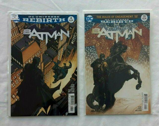Batman Rebirth 4, 33