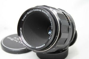 Asahi-PENTAX-smc-Macro-Takumar-50mm-1-4-0-Lens-As-Is-V018d
