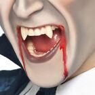 Vampire Fangs Dracula Teeth Halloween Theatrical Custom Costume Accessory Lot
